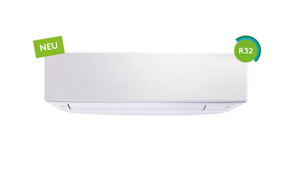 Fujitsu ASYG KETA - Design-Wandmodell eco, perlweiß